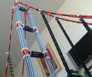 Knex Golden Gate Bridge+instructions