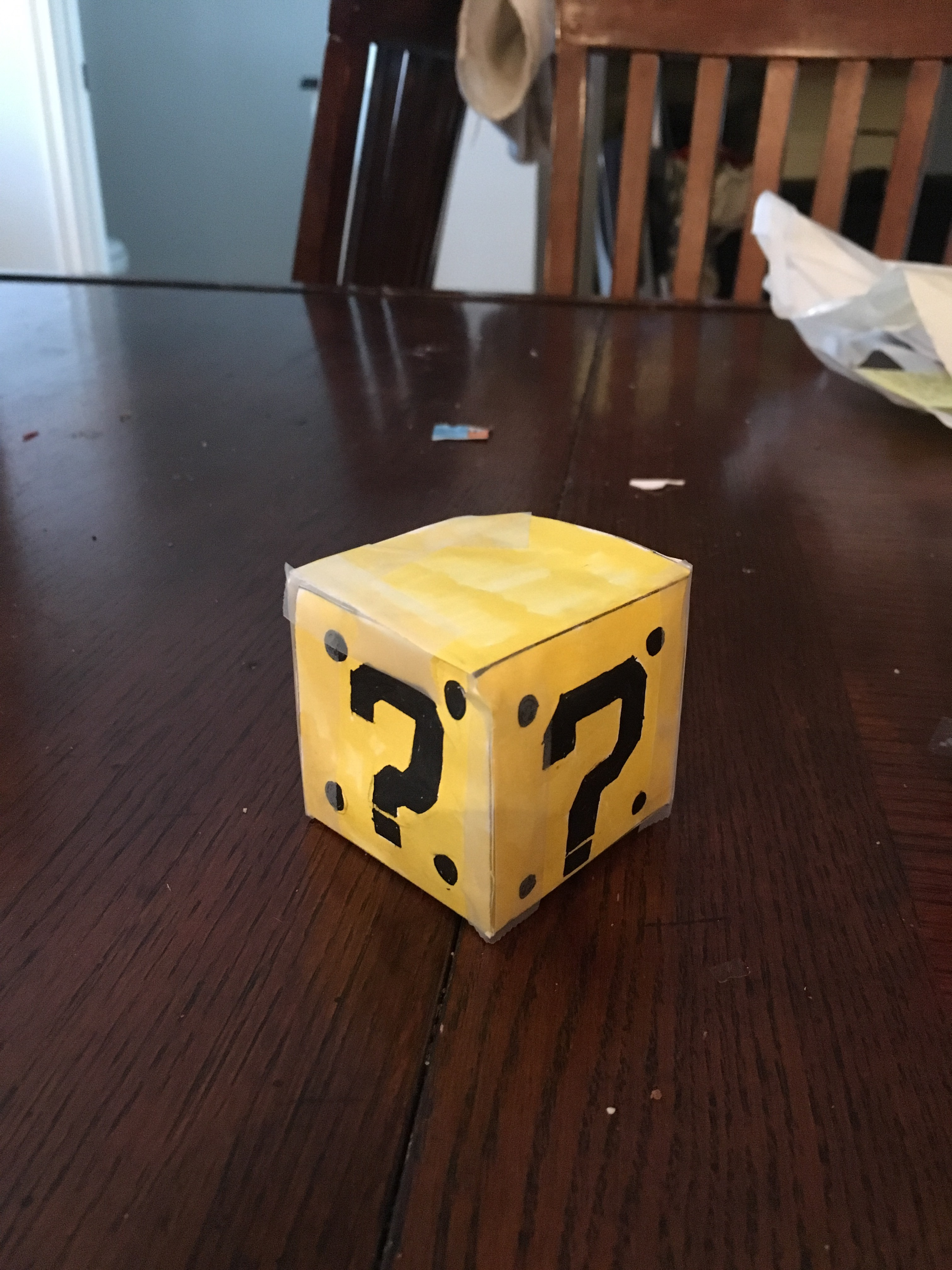 Picture of Paper Mario Mystery Box