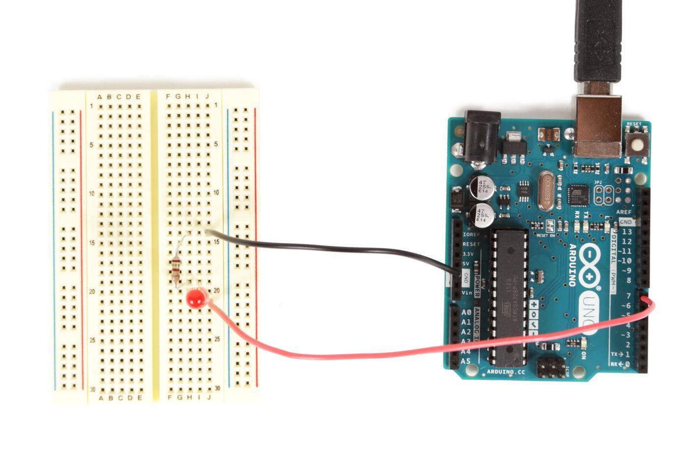 Arduino Control (advanced)