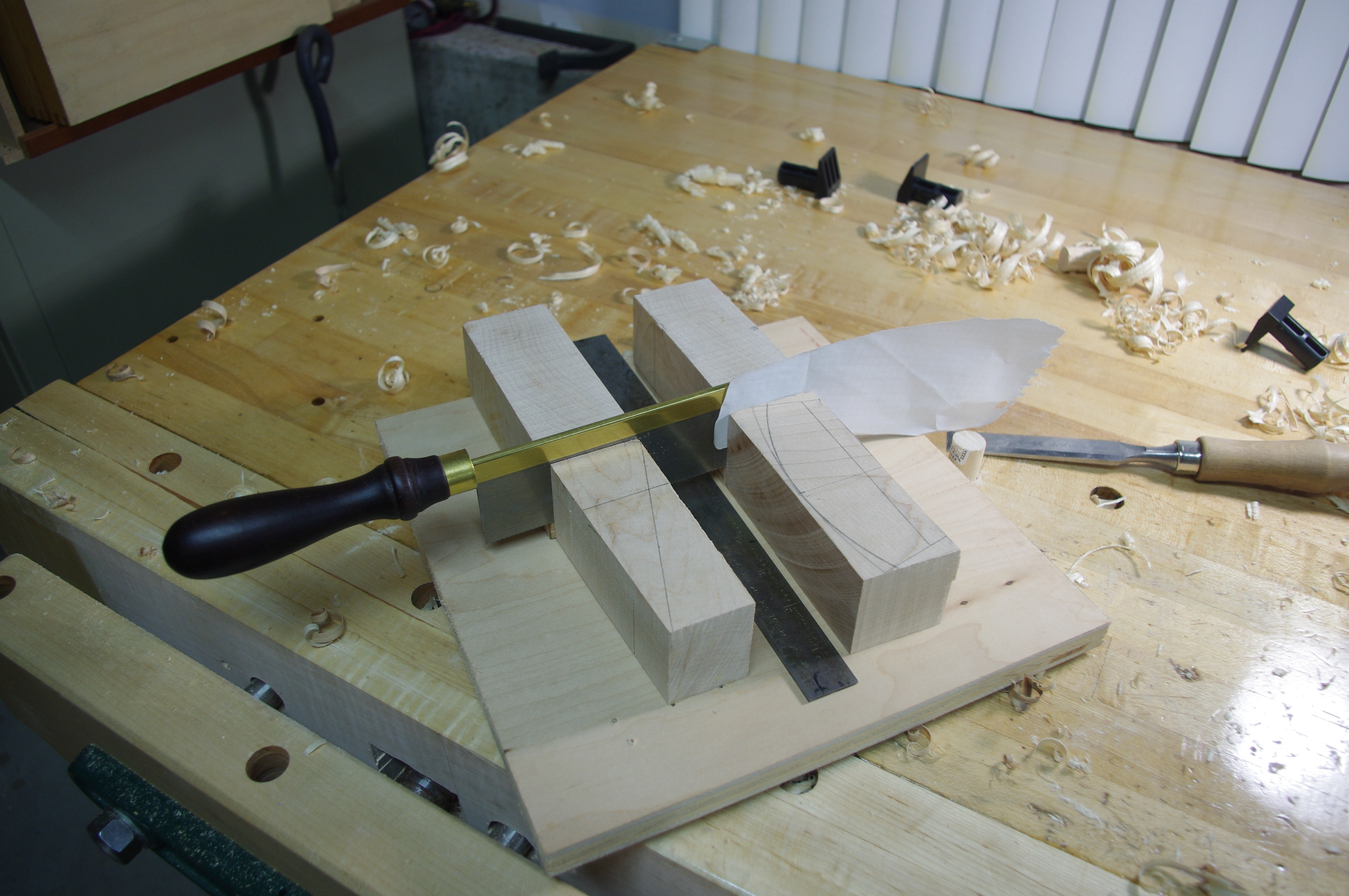 Picture of Install the Frets