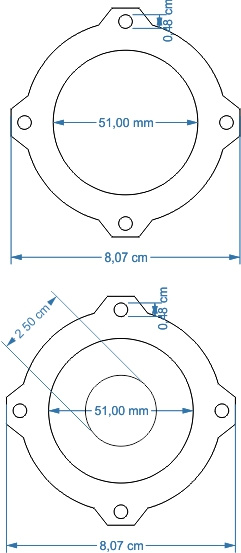 Picture of Dimensions and Drawings