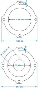 Dimensions and Drawings