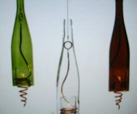 Wine Bottle Cutting
