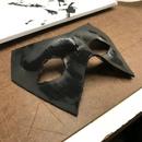 Cosplate Domino Mask - Umbrella Academy Inspired