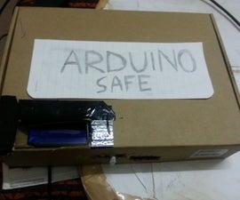 Safety Box Using Arduino