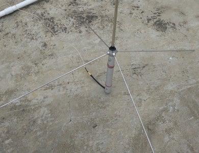 Antenna 3: 6dB Ground Plane Antenna