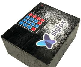 [Airbnb] Sigfox Lock Box