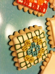 Pipe Crocheted Design