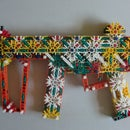 K'nex - MP5K Instructions