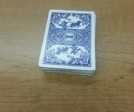 Four Simple and Fun Card Tricks
