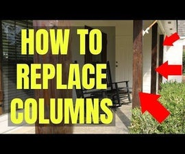 How to Replace Columns