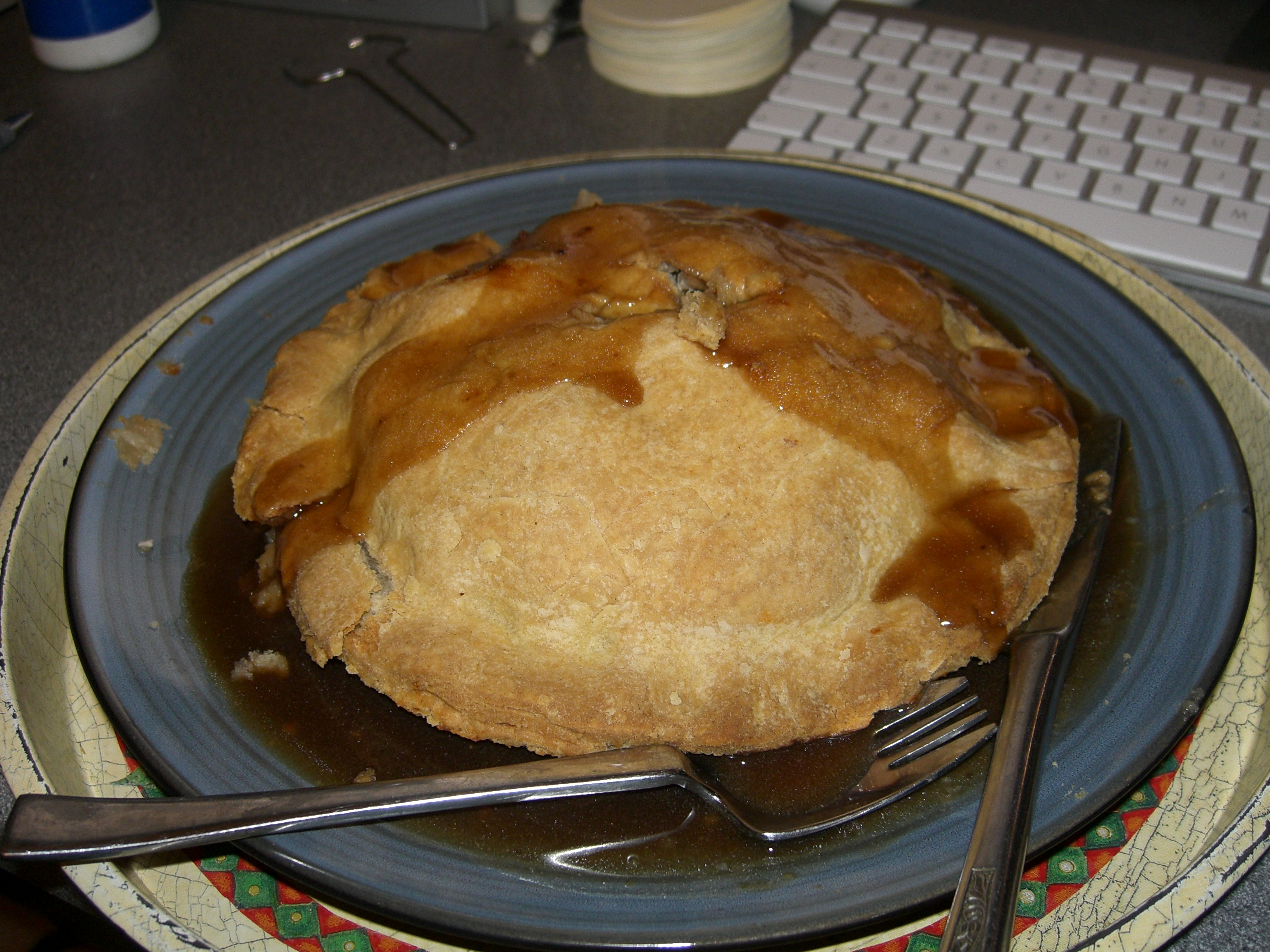 Picture of Stop for Pie.