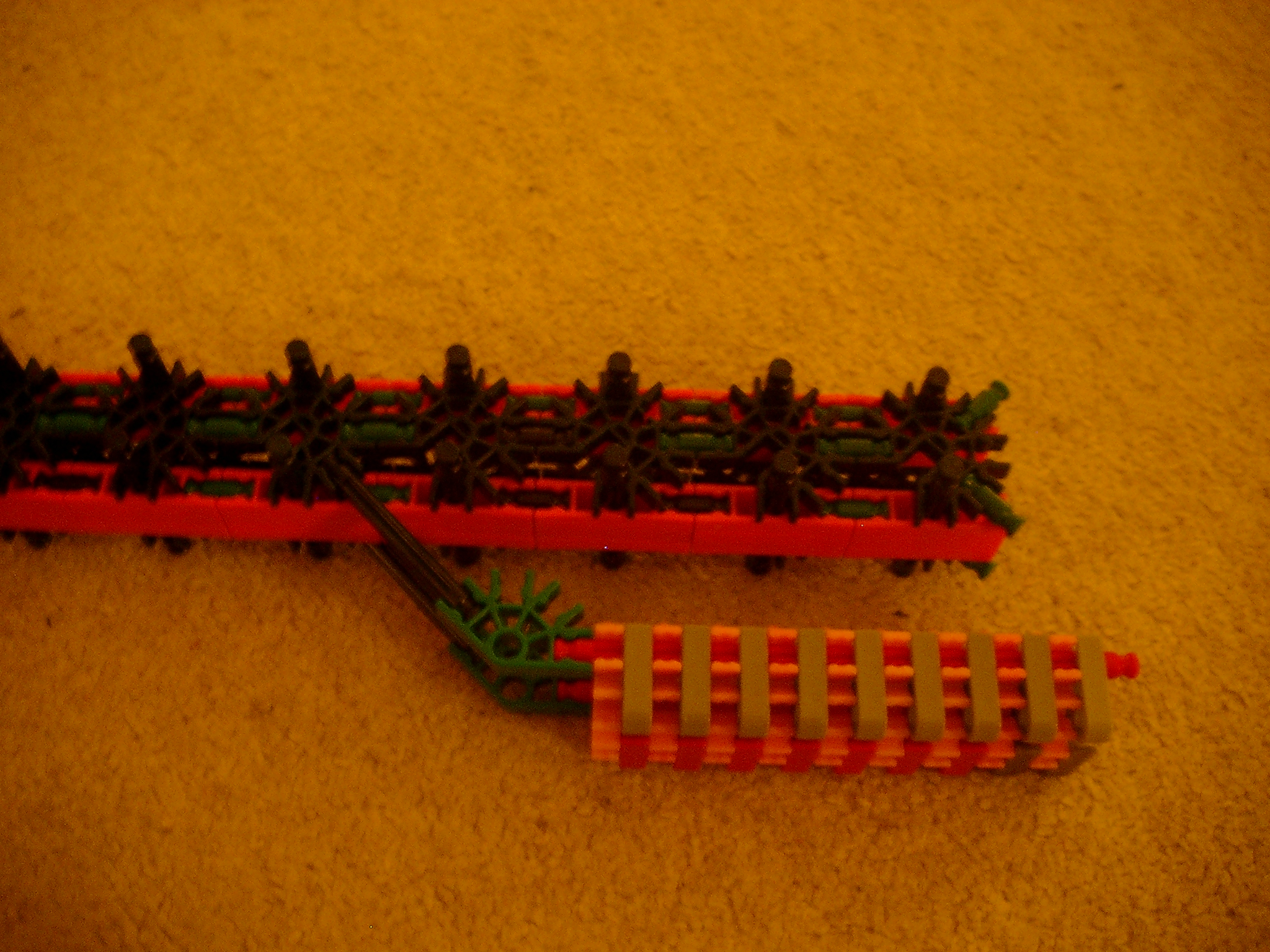 Picture of The Barrel and Foregrip