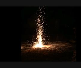 Sparkler Flare