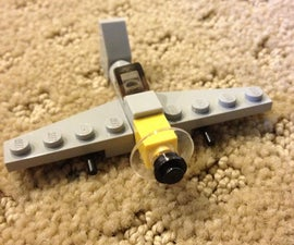 Mini Lego P51 Mustang