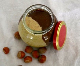 DOUBLE CHOCOLATE NUT CREAM