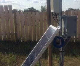 Solar Power System Monitoring
