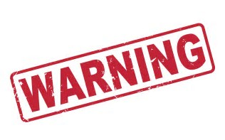 Picture of Warnings