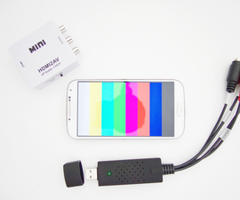 HDMI Input for Android