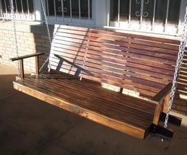 Heavy Duty Porch Swing
