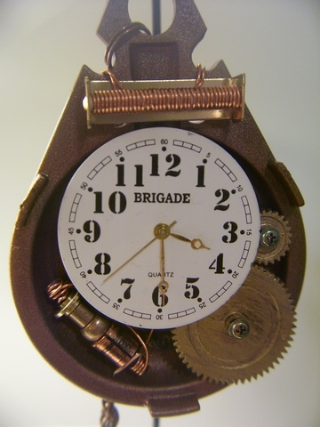 Picture of SteamPunk Pocket Watch