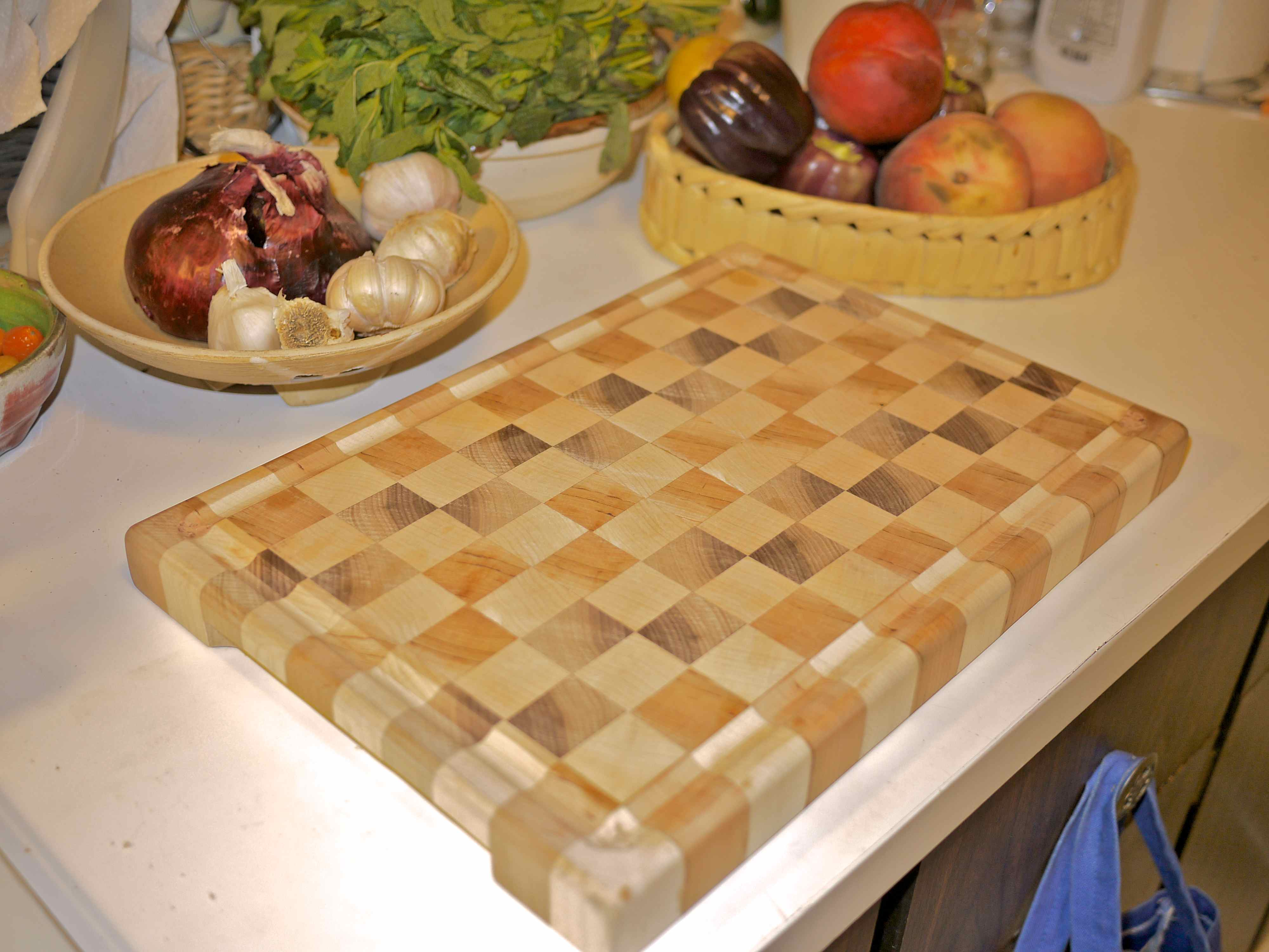 Picture of Making an End-grain Cutting Board - I Made It at Techshop