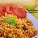 Tomato Rice/pulao