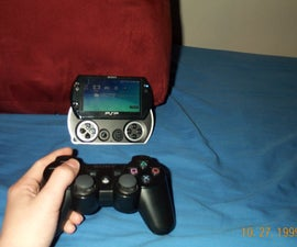 How to play your PSP Go with a PS3 controller