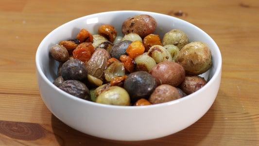 Provencal Potatoes