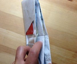 "DIY Tyvek Wallet (using 9x12"" envelope)"