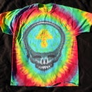 How To Tie Dye A Grateful Dead Steal Your Face