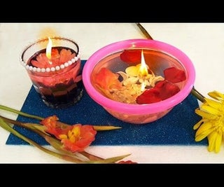 How to Make Beautiful Floating Water Candles?