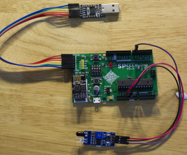 Your Definitive Guide to ThingSpeak With SPEEEduino V1.1 + IR Sensor!