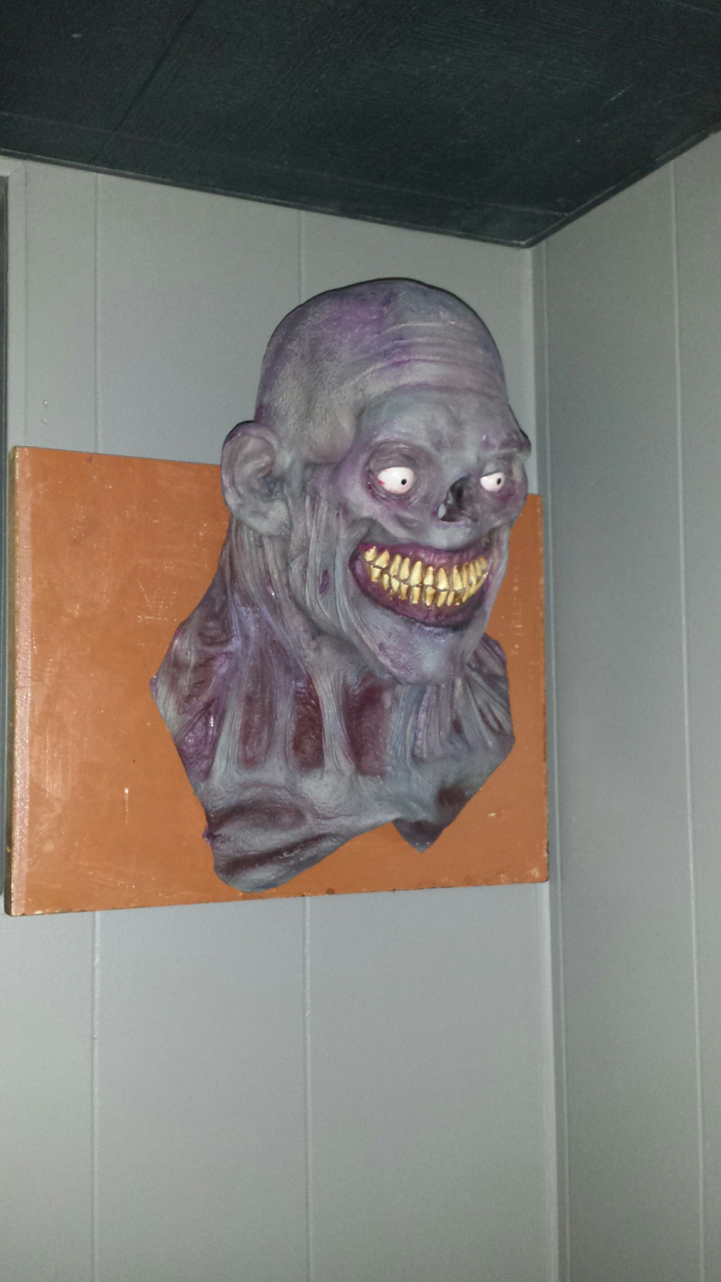 Picture of Horror Wall Plaque
