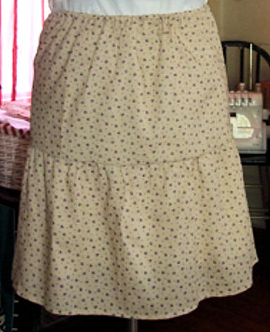 Picture of Peasant Skirt