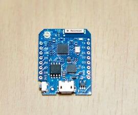 WeMos D1 Mini Pro Flash NodeMCU Firmware