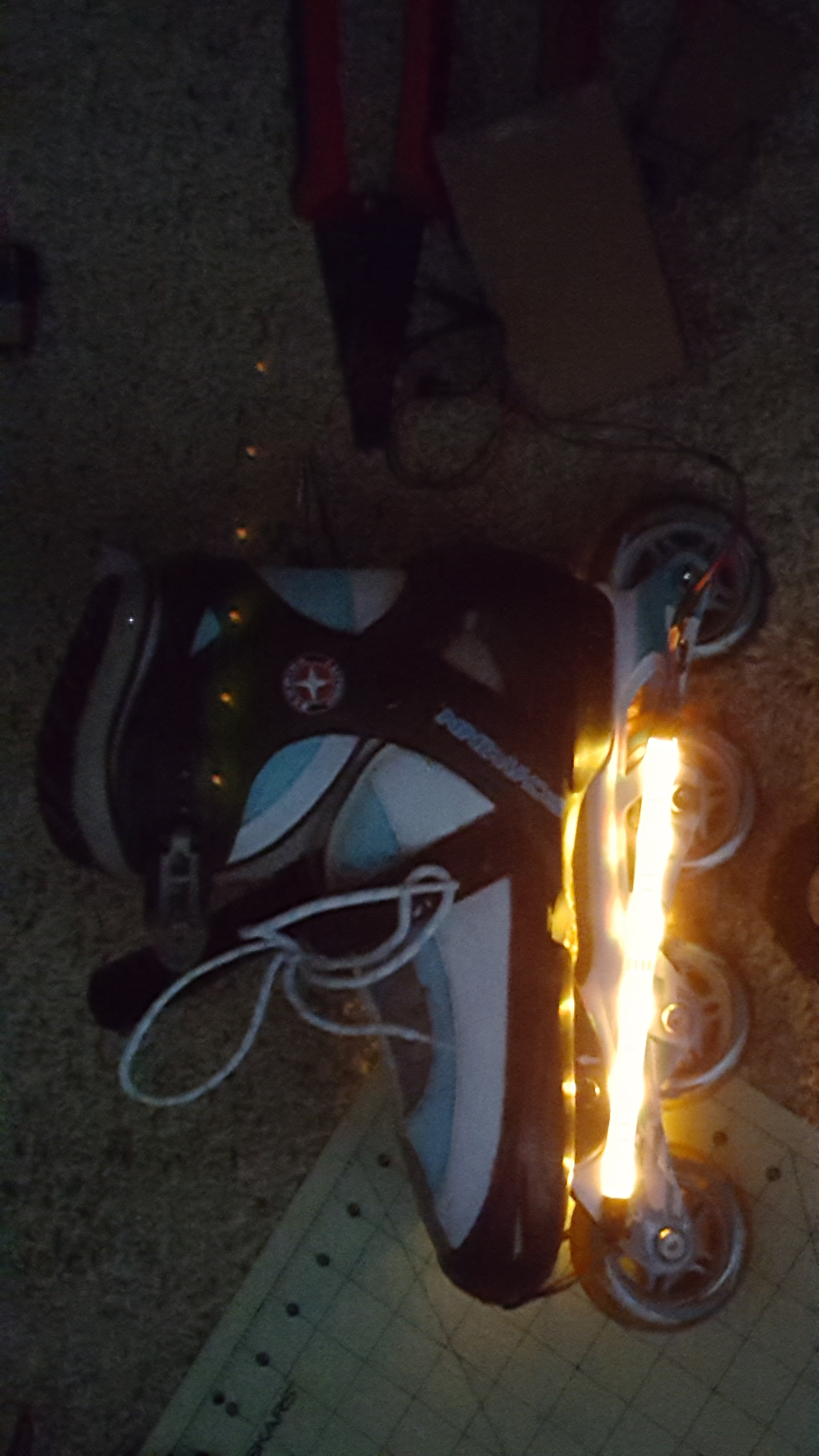 Picture of LED Inline Skates