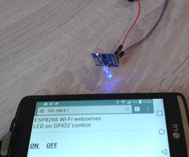 Wi-Fi board ESP8266: NeoPixels, thermometer, deep-sleep, AP webserver config, EEPROM