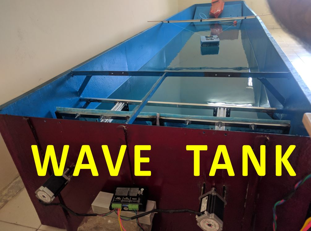 Picture of DIY Wave Tank/flume Using Arduino and V-slot