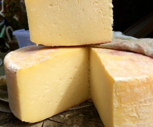 How to Bandage Wrap Cheese With Bacon Fat