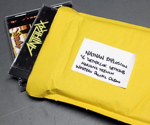 How to Mail Anthrax