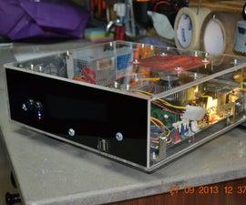 Plexiglas Computer