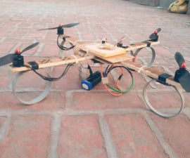 DIY Quadcopter From Scratch