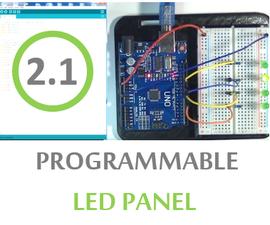 LED Panel Circuit