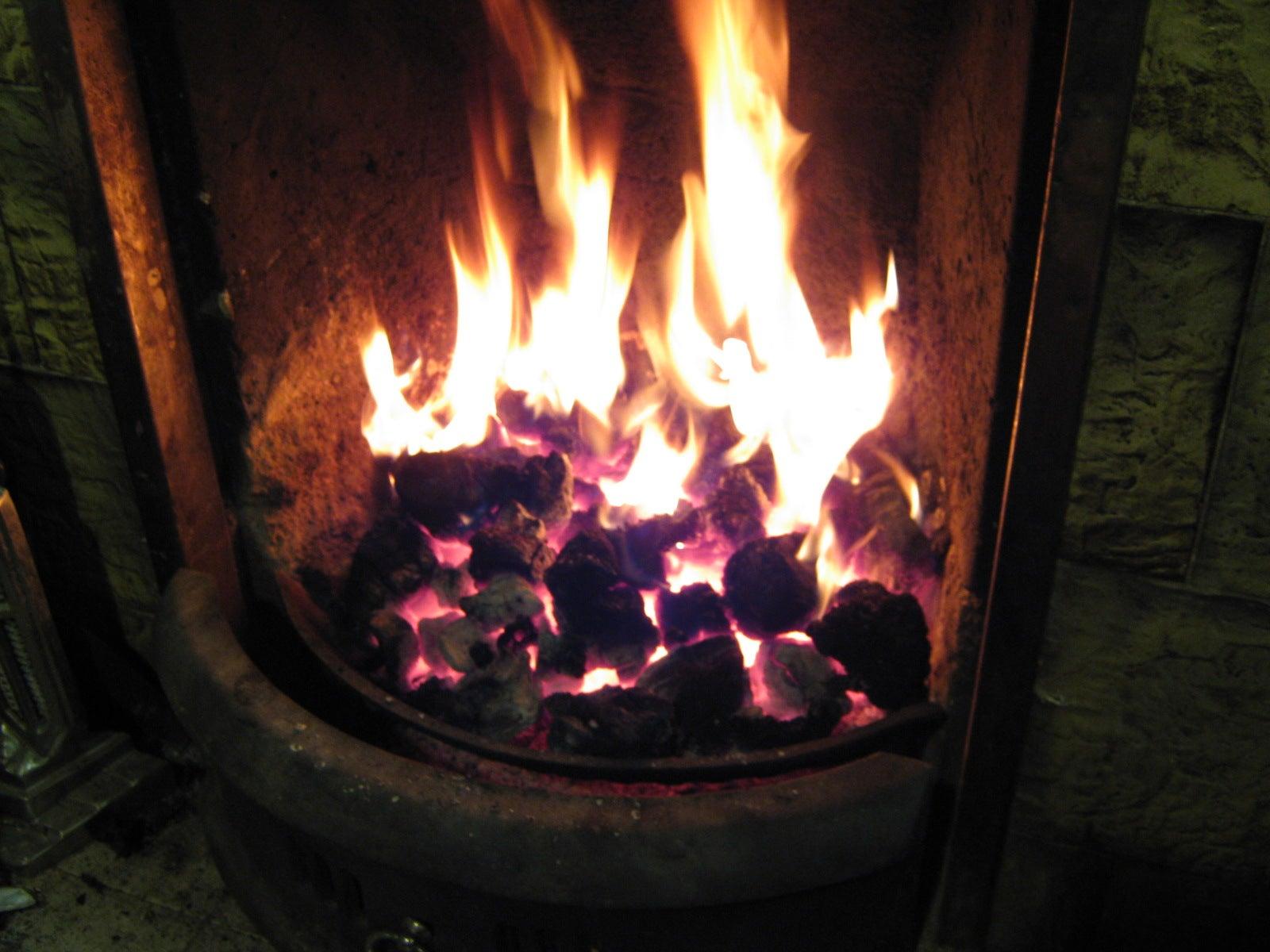 Diy Fireplace Outside