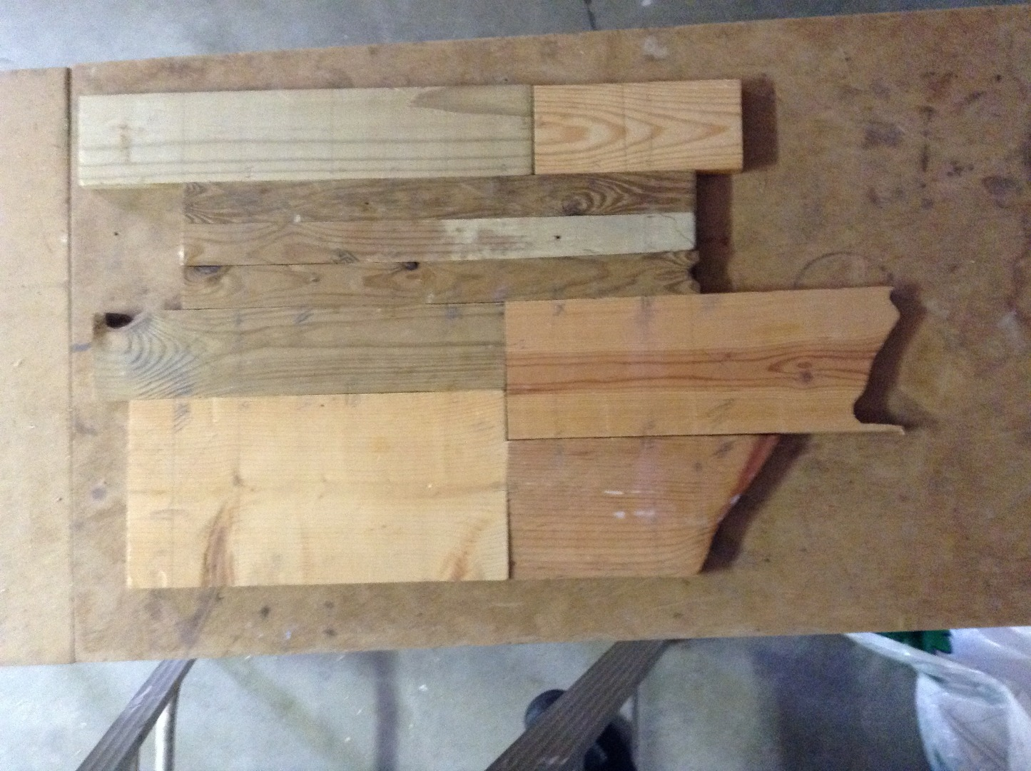 Picture of Gather the Scrap Wood