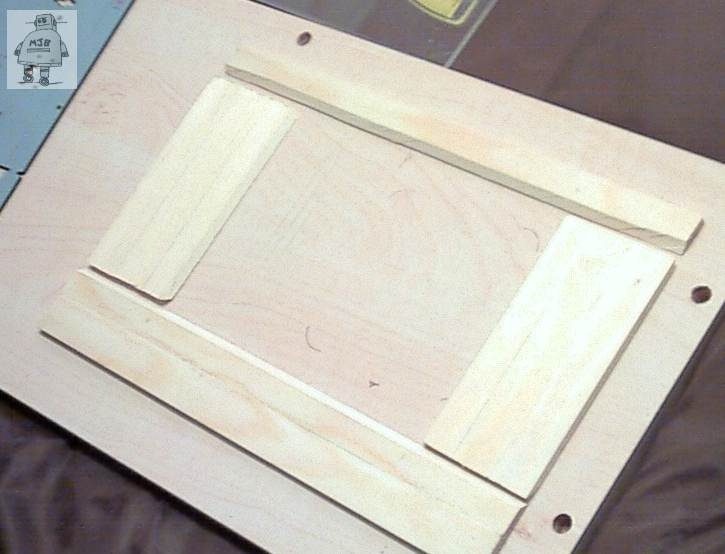 Picture of Bevel Into Frame