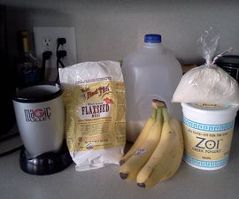 Nutritious Morning Protein Shake