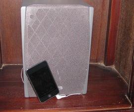 simple ipod speakers
