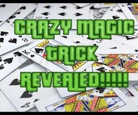 How to Do a Really Crazy Magic Trick!